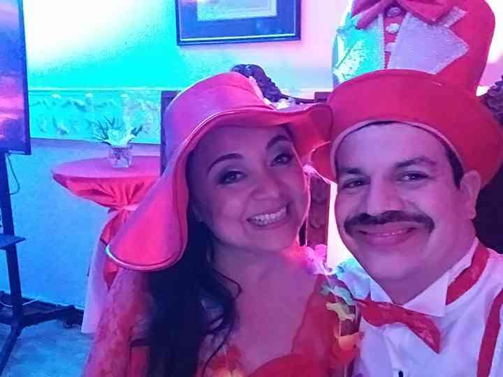 El matrimonio de Eliette y Sergio