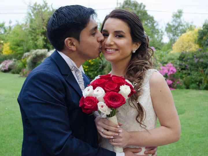 El matrimonio de Consuelo y Edson