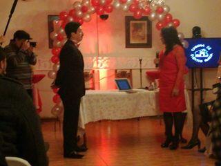 El matrimonio de Eliette y Sergio  1