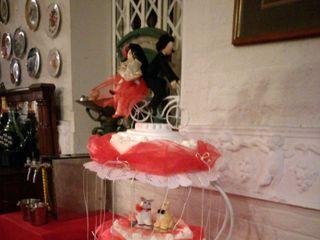 El matrimonio de Eliette y Sergio  2