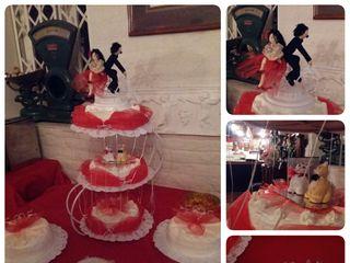 El matrimonio de Eliette y Sergio  3