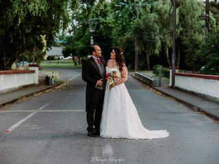 El matrimonio de Patricia y Diego