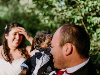 El matrimonio de Patricia y Diego 2