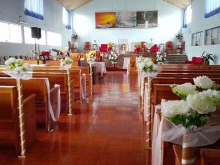 El matrimonio de Ángela y Pablo 3