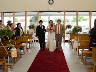 El matrimonio de Consuelo y Edson 1