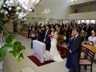 El matrimonio de Consuelo y Edson 2