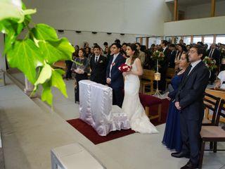 El matrimonio de Consuelo y Edson 3