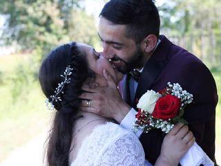 El matrimonio de Bárbara y Yohel