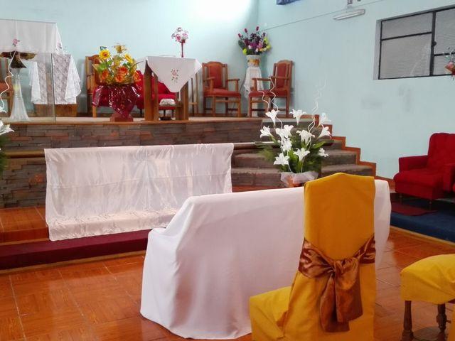 El matrimonio de Pablo y Ángela en Renaico, Malleco 4