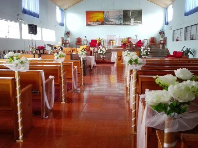 El matrimonio de Pablo y Ángela en Renaico, Malleco 5