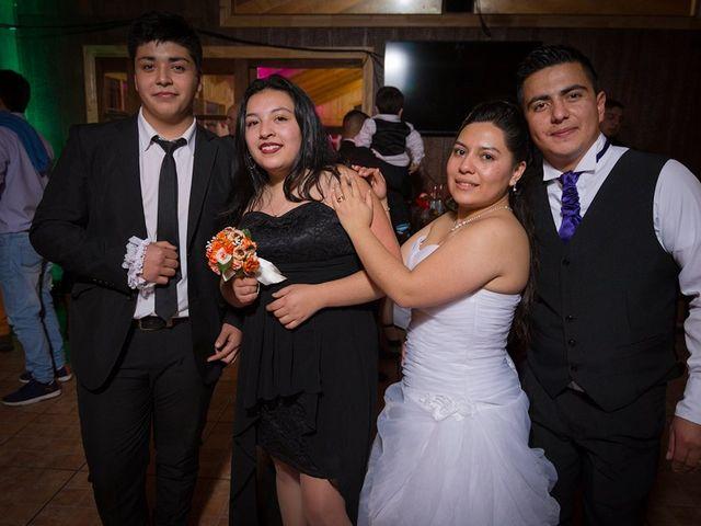El matrimonio de Pablo y Ángela en Renaico, Malleco 6