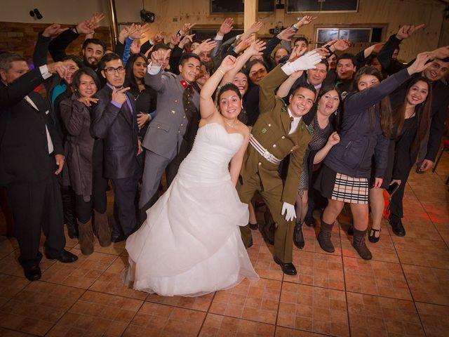 El matrimonio de Pablo y Ángela en Renaico, Malleco 8