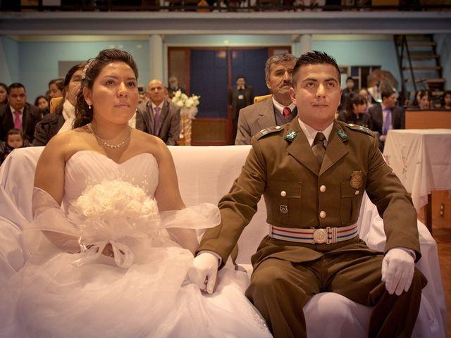 El matrimonio de Pablo y Ángela en Renaico, Malleco 11