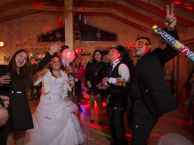 El matrimonio de Pablo y Ángela en Renaico, Malleco 18