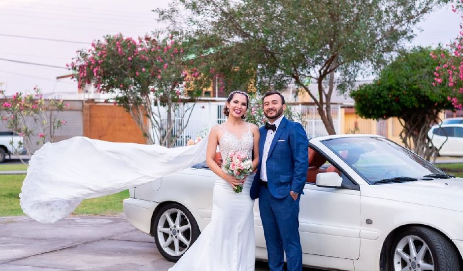 El matrimonio de Juan y Sandra en Arica, Arica