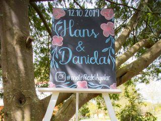 El matrimonio de Hans y Daniela 3