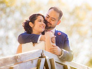 El matrimonio de Hans y Daniela