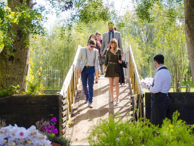El matrimonio de Daniela y Hans en Temuco, Cautín 19