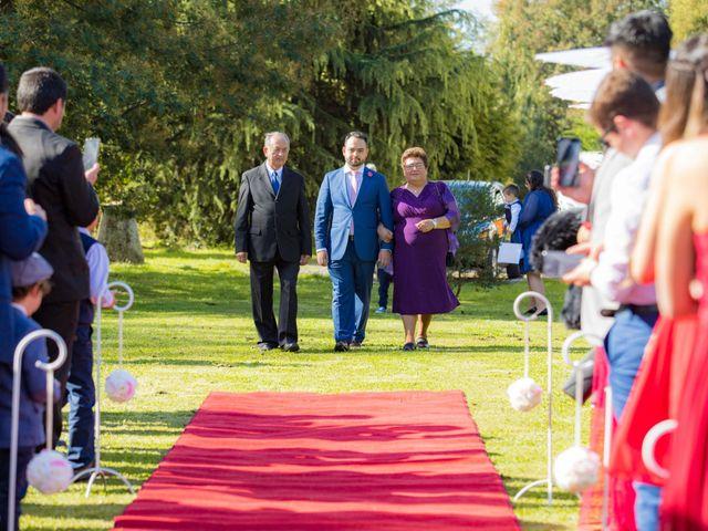 El matrimonio de Daniela y Hans en Temuco, Cautín 29