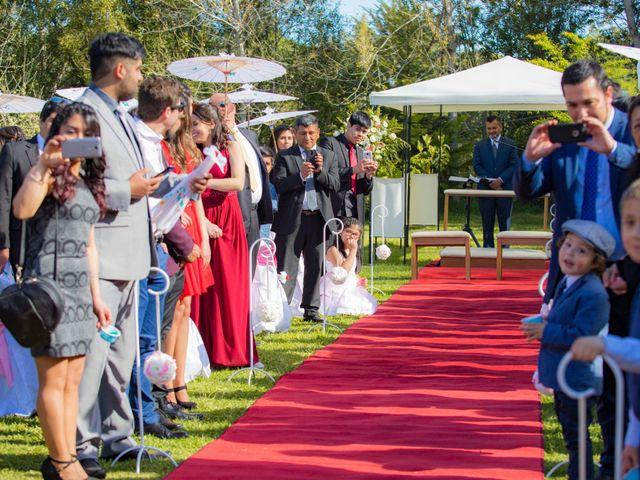 El matrimonio de Daniela y Hans en Temuco, Cautín 32