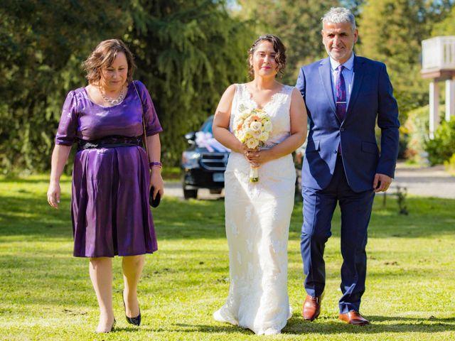 El matrimonio de Daniela y Hans en Temuco, Cautín 36