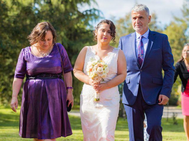 El matrimonio de Daniela y Hans en Temuco, Cautín 37