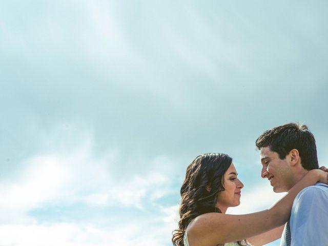 El matrimonio de Camila y Matías