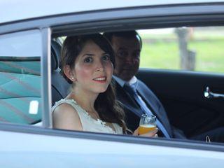 El matrimonio de Paulina y Sebastian 1