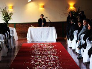 El matrimonio de Paulina y Sebastian 2