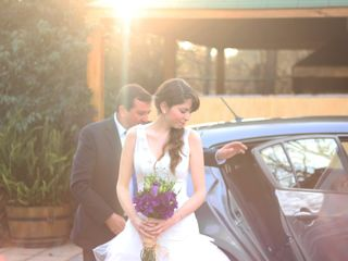 El matrimonio de Paulina y Sebastian 3