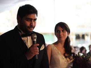 El matrimonio de Paulina y Sebastian