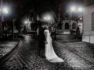 El matrimonio de Edelweiss  y Francisco