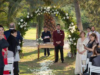 El matrimonio de Katherine  y Angelo  1