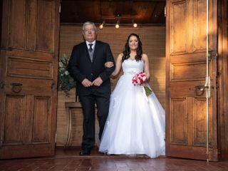 El matrimonio de Katherine  y Angelo  3