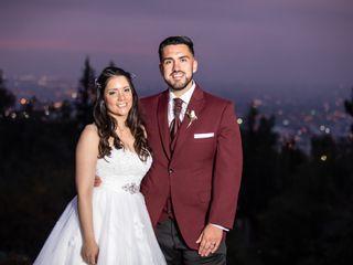 El matrimonio de Katherine  y Angelo