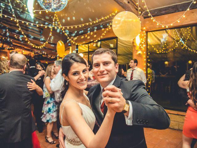El matrimonio de Beatriz y Luis