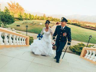 El matrimonio de Daniela y Wolfgang 1