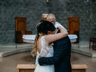 El matrimonio de Katherine  y Hugo 3