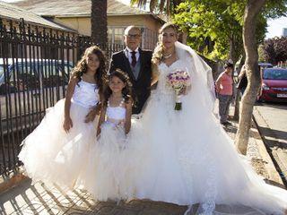 El matrimonio de Joselyn Moya y Mauricio Segovia 1