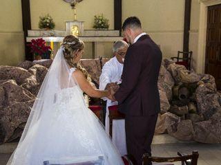 El matrimonio de Joselyn Moya y Mauricio Segovia 2