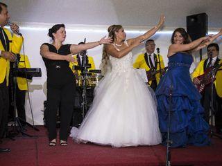 El matrimonio de Joselyn Moya y Mauricio Segovia 3