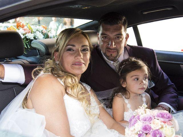 El matrimonio de Joselyn Moya y Mauricio Segovia