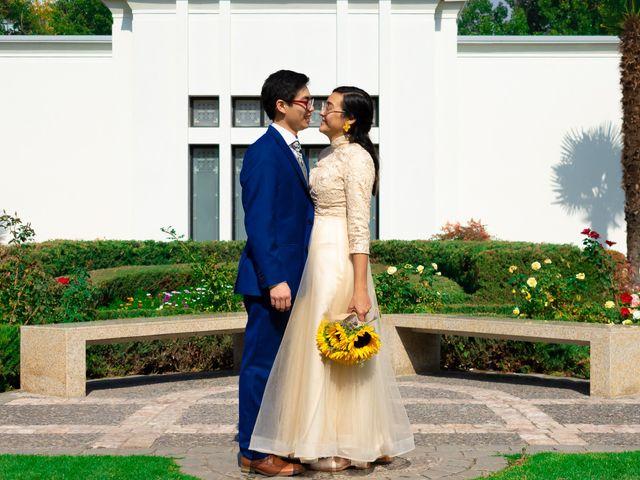 El matrimonio de Rocio y Daniel