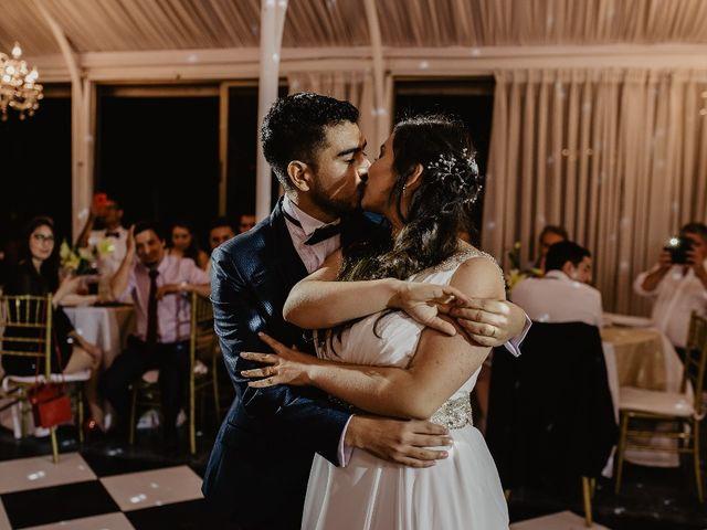 El matrimonio de Dámaris y Pablo