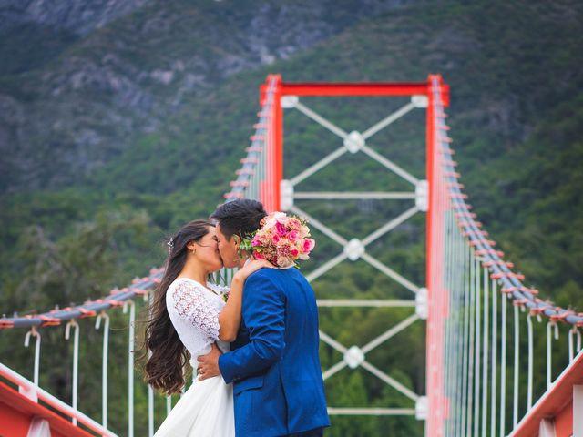 El matrimonio de Paula y Gabriel en San Fabián, Ñuble 3