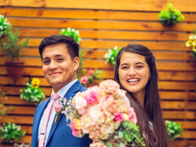 El matrimonio de Paula y Gabriel en San Fabián, Ñuble 5