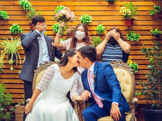 El matrimonio de Paula y Gabriel en San Fabián, Ñuble 6