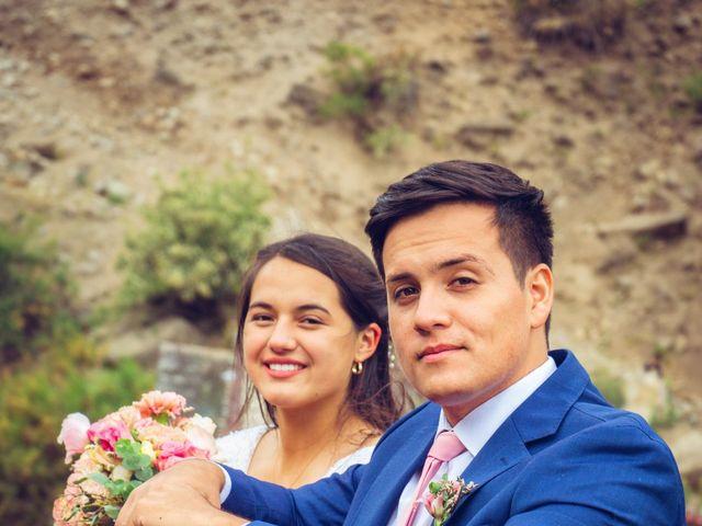 El matrimonio de Paula y Gabriel en San Fabián, Ñuble 7