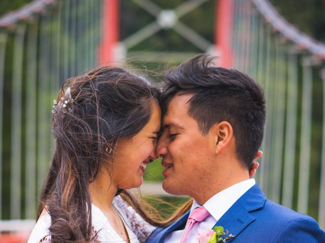 El matrimonio de Paula y Gabriel en San Fabián, Ñuble 9