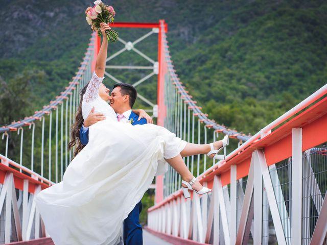 El matrimonio de Paula y Gabriel en San Fabián, Ñuble 10